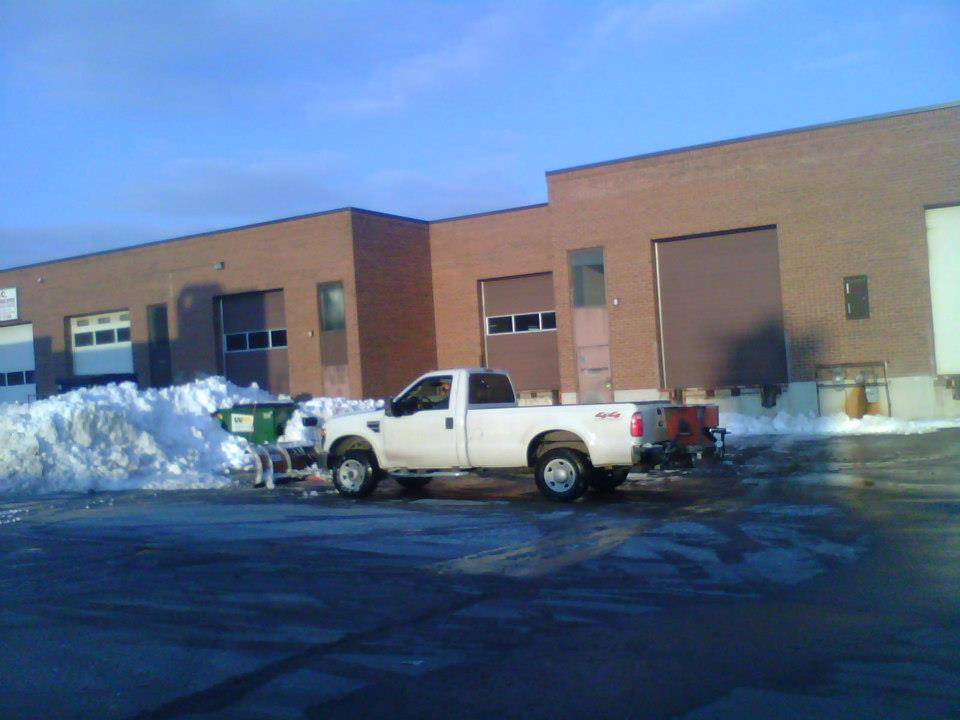 Toronto Winter Landscaping Snow Clearing